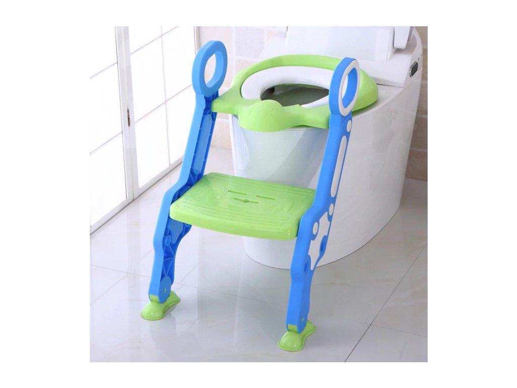 Dětská židlička na WC - 3 barvy
