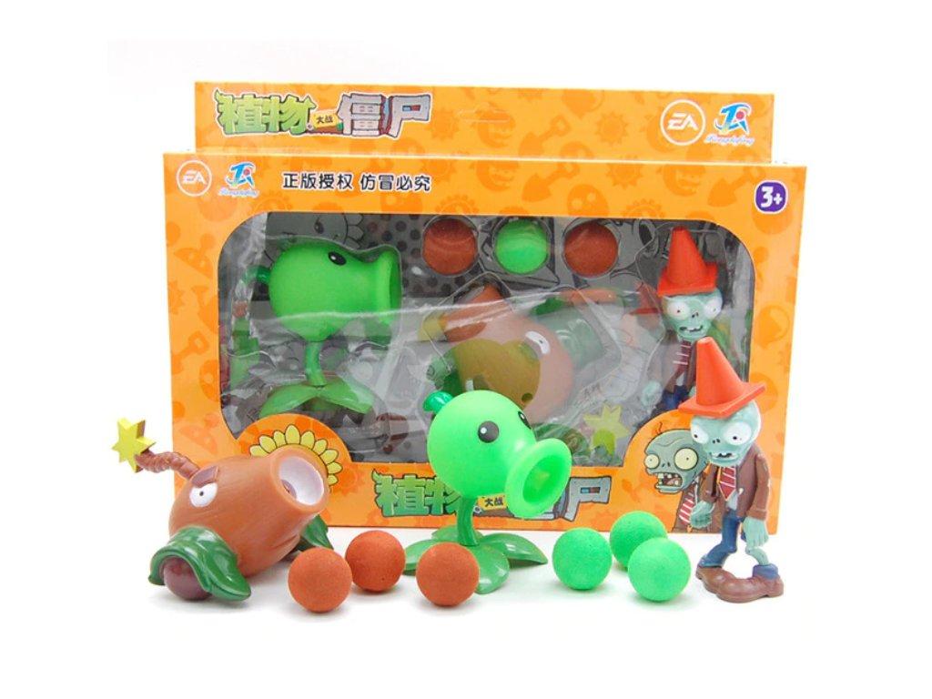 Figurky - Plants vs Zombies