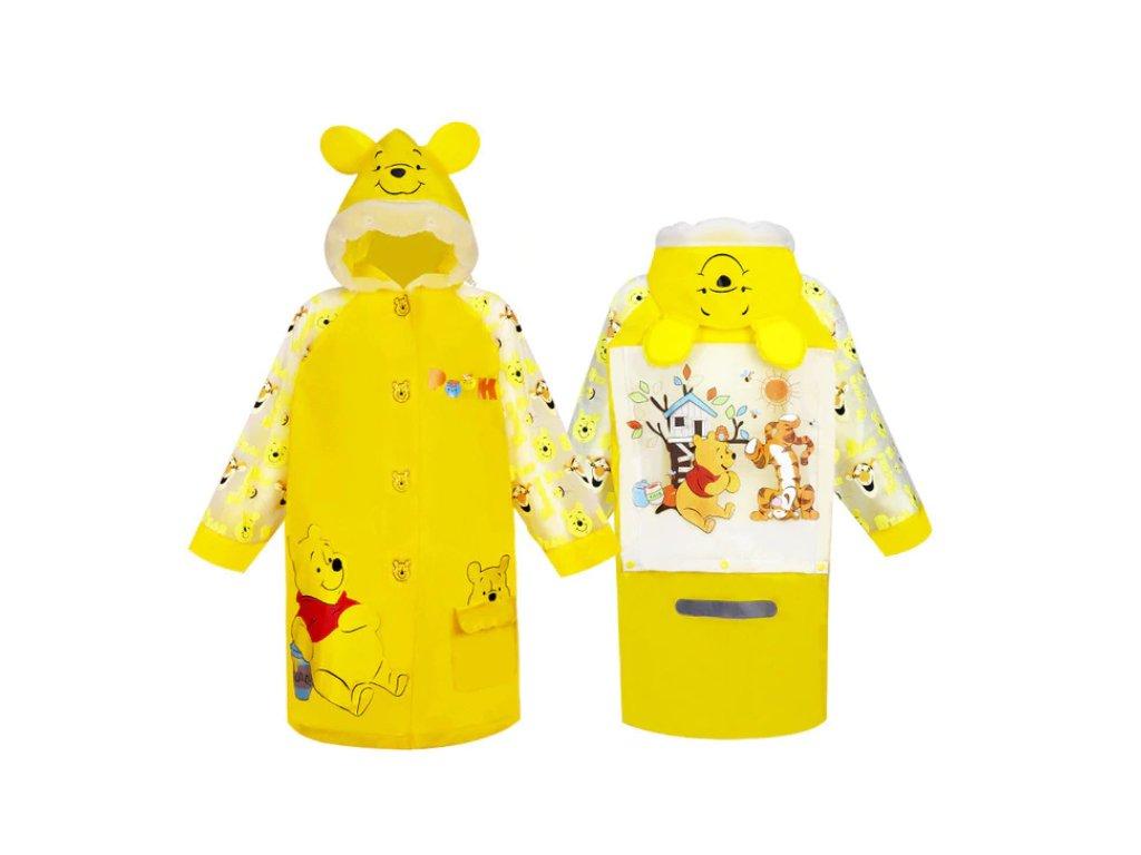 Dětská pláštěnka - Medvídek Pú