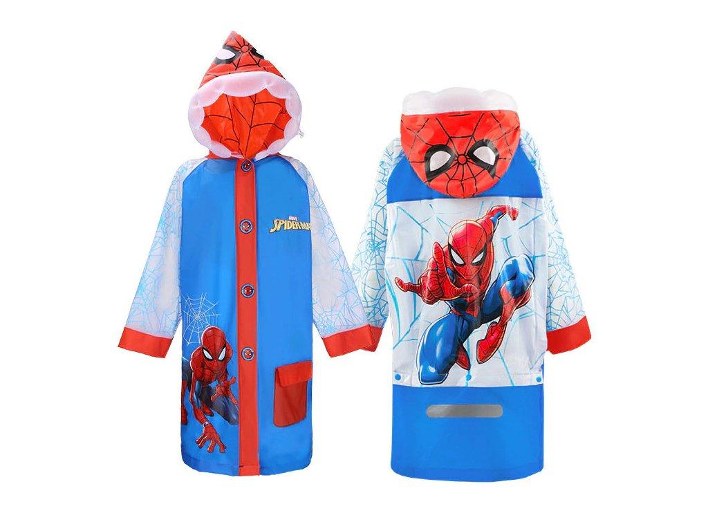 Dětská pláštěnka - Spider-Man