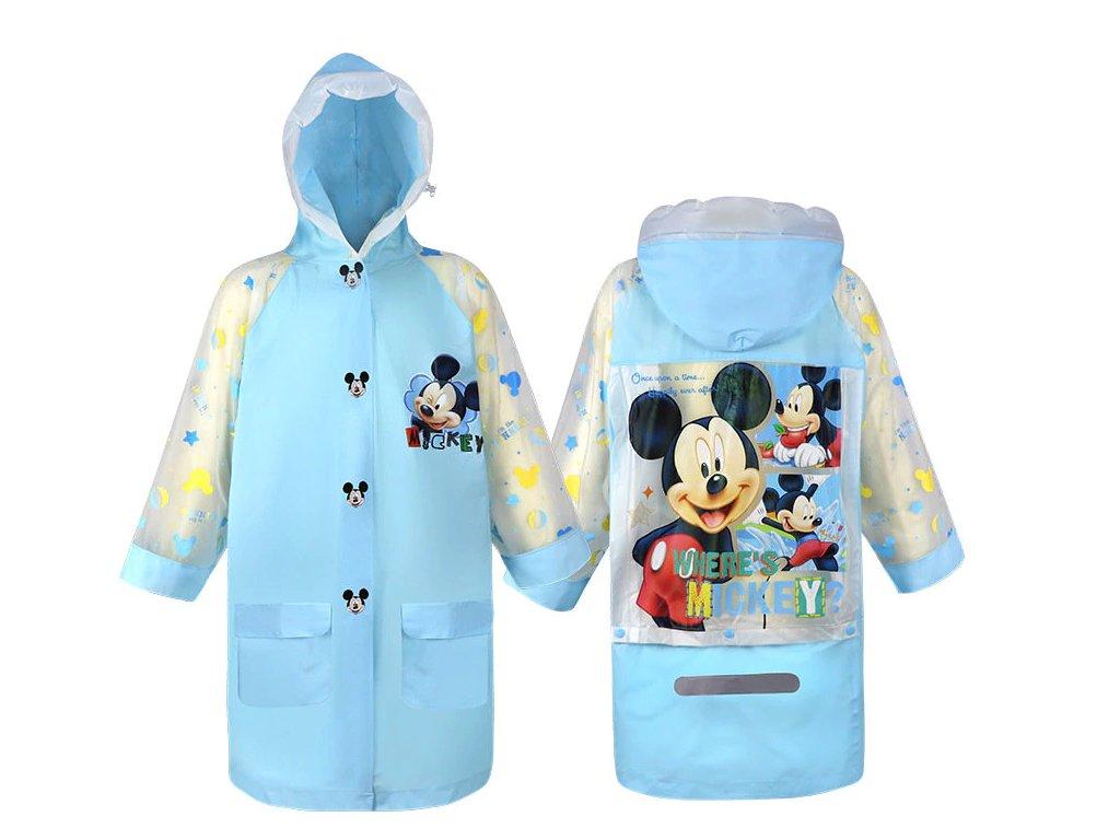 Dětská pláštěnka - Mickey Mouse