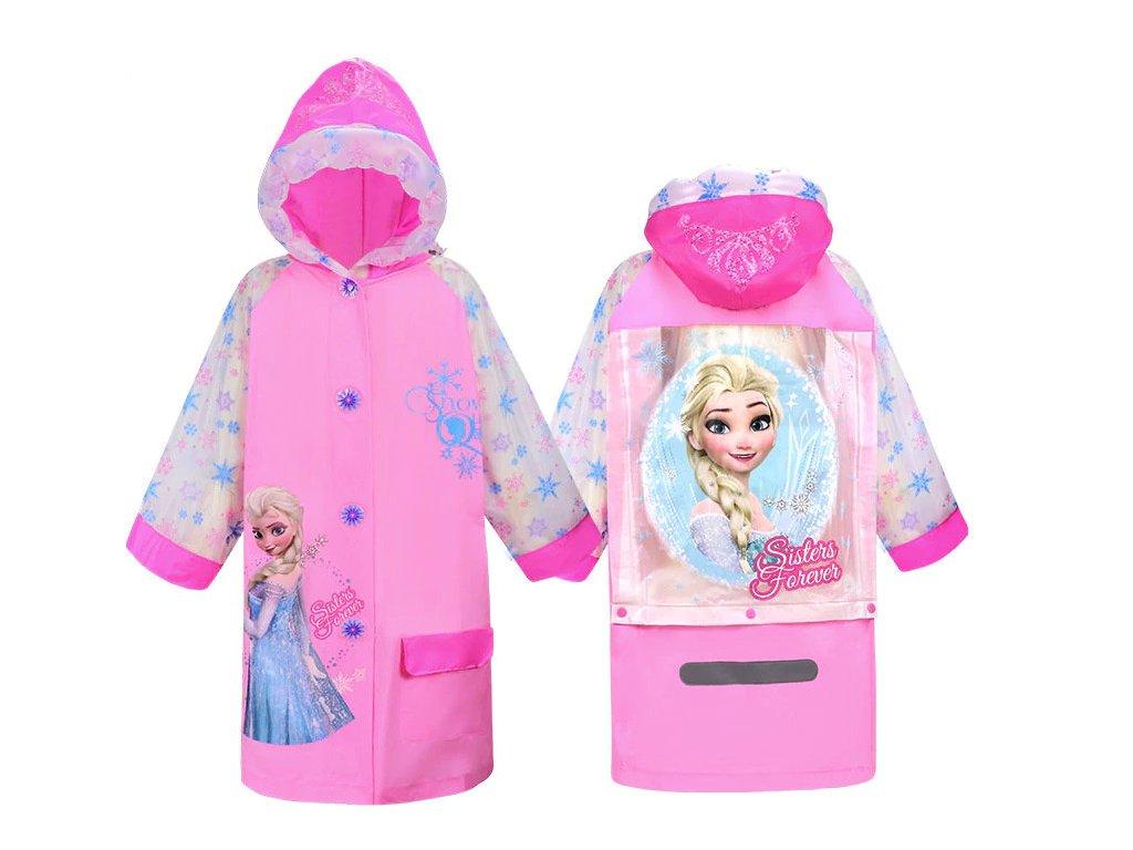 Dětská pláštěnka - Elsa