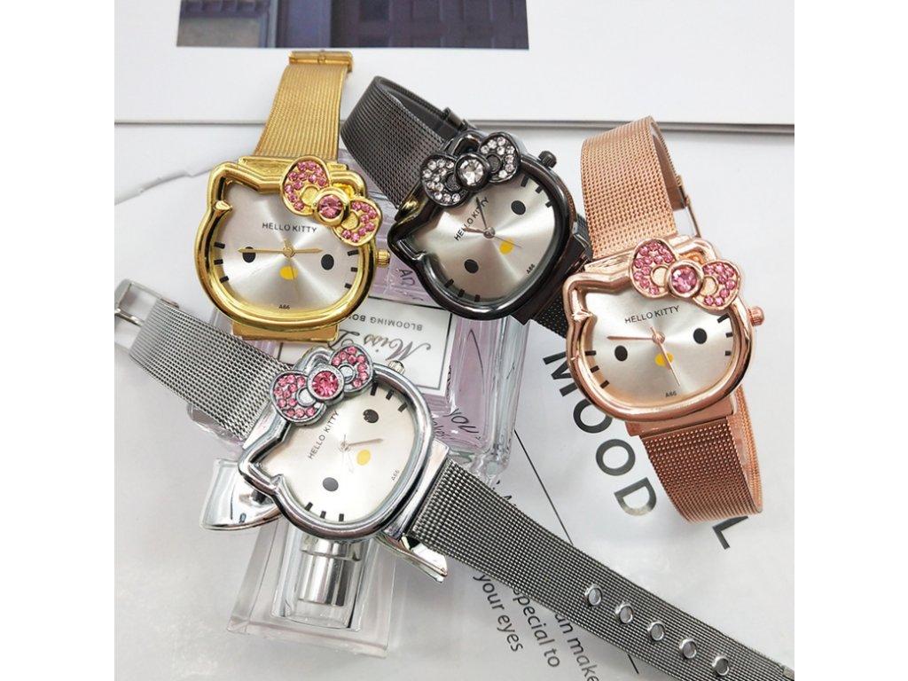 Dětské hodinky - Hello Kitty - různé varianty