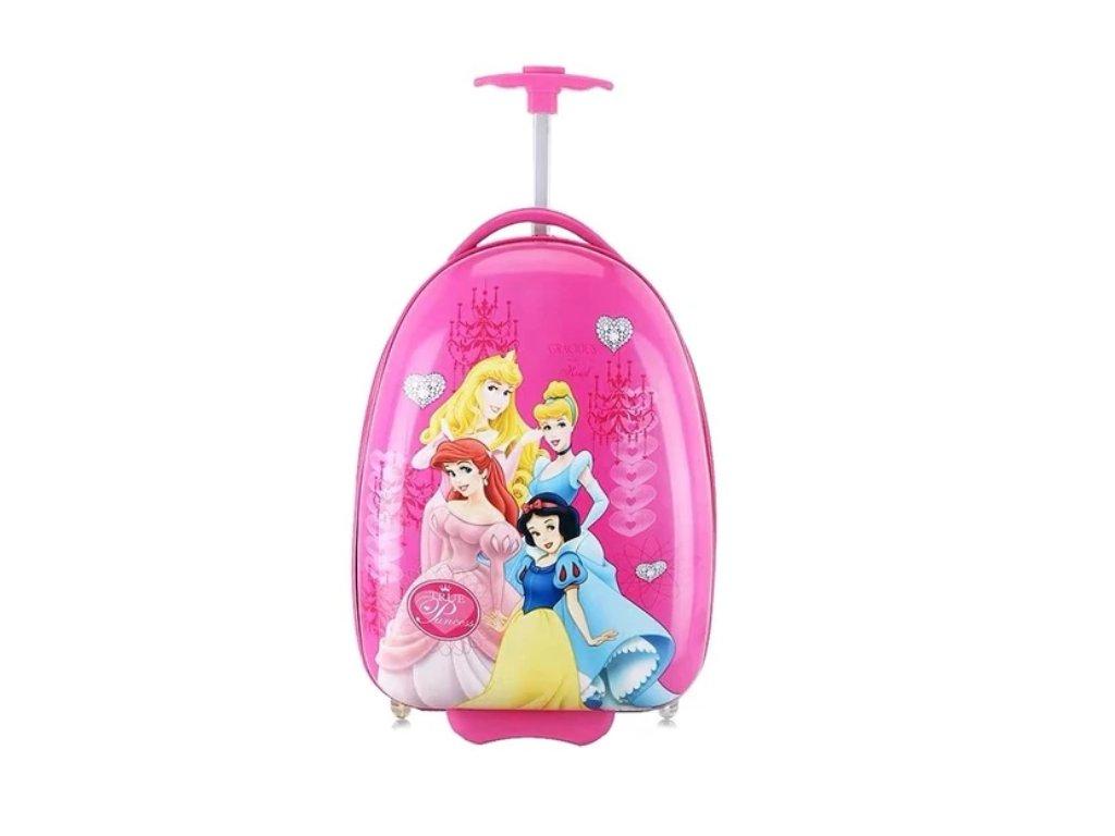 Dětský kufřík na kolečkách - Princezna Sofie