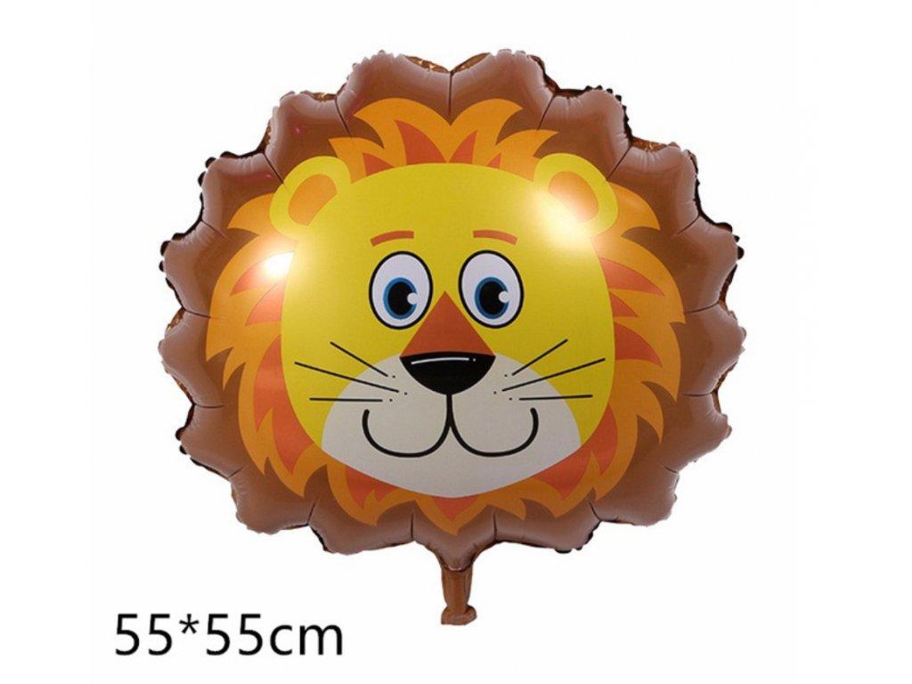 Nafukovací balónek - Lev