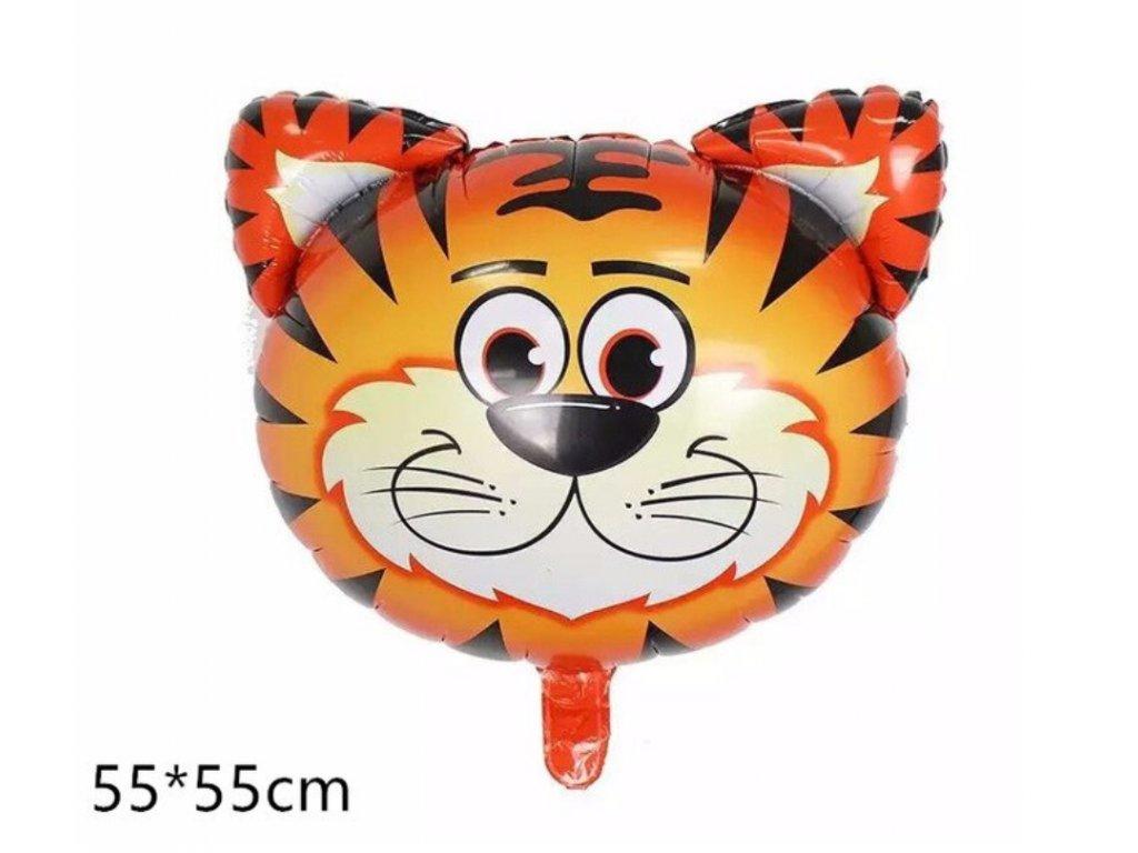 Nafukovací balónek - Tygr