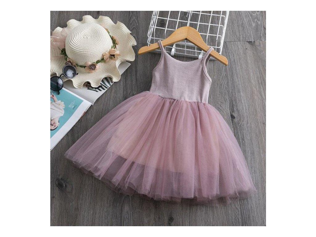 Dětské šaty - 2 barvy