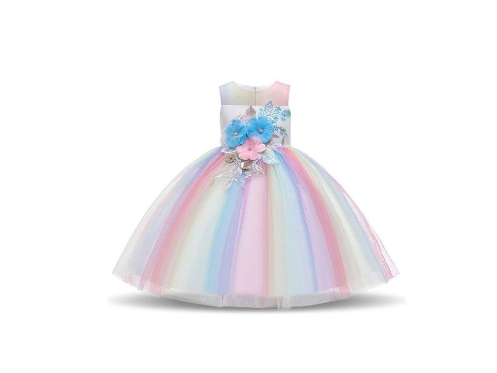 Dětské šaty - 2 varianty