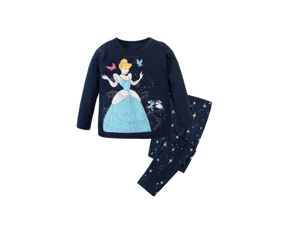 Dětské pyžamo - Popelka