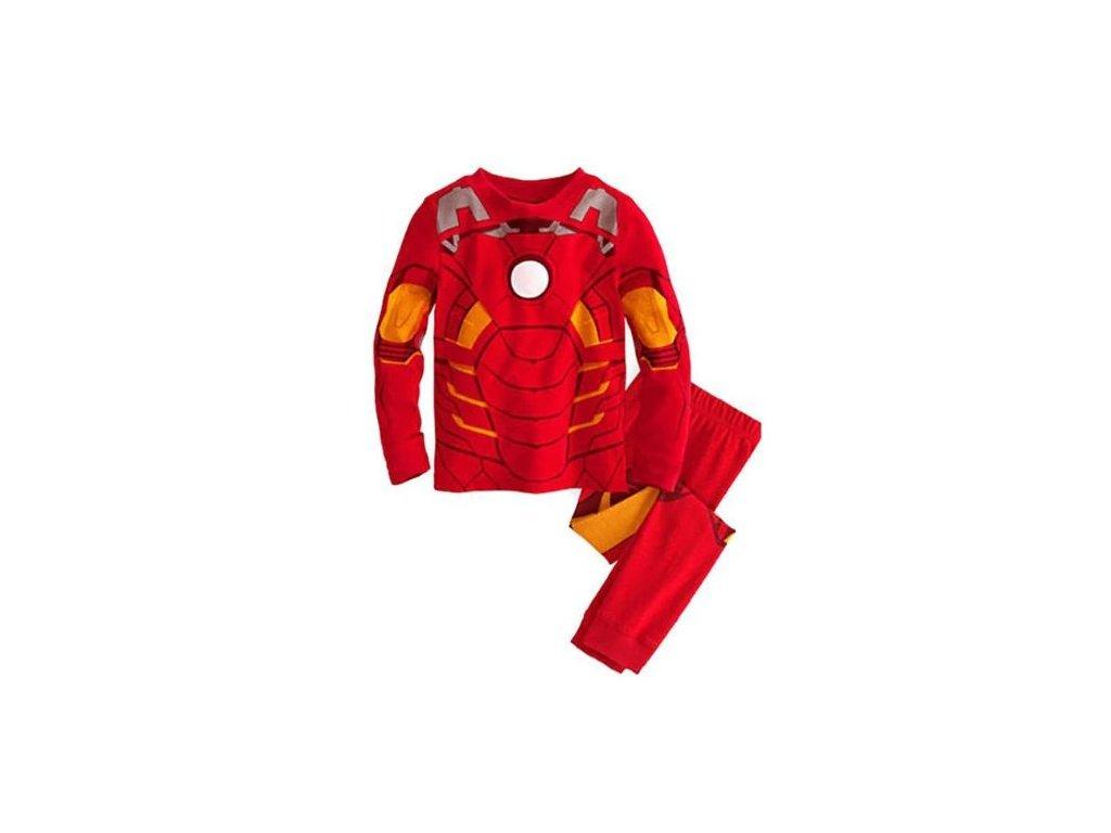 Dětské pyžamo - Iron Man