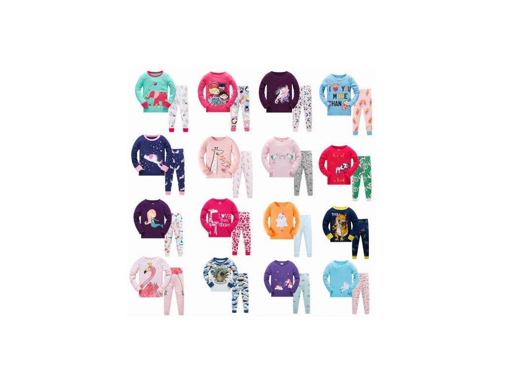 Dětské pyžamo - 36 variant