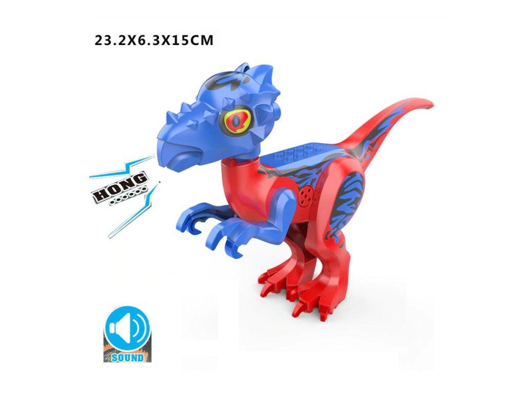 Jurský Park dinosaurus k Lego - 23 cm