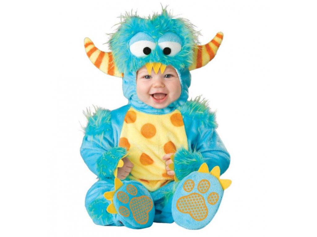 Dětský kostým Příšera - 2 barvy
