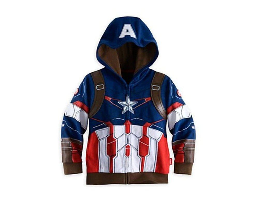 Mikina Captain America