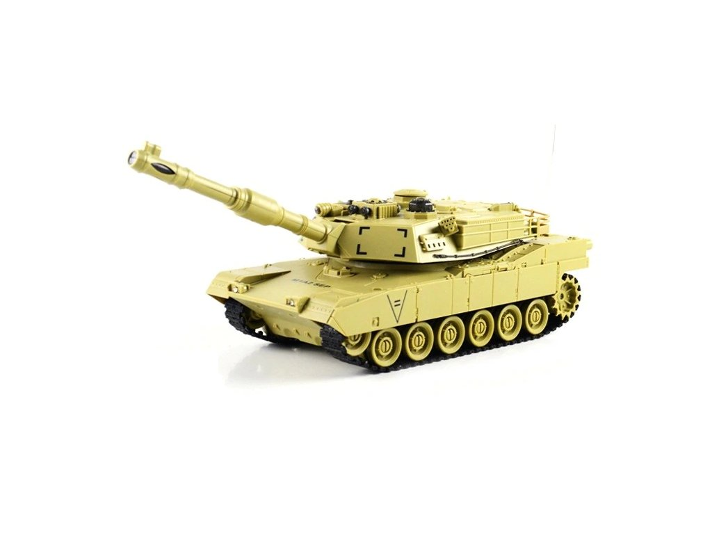 RC tank