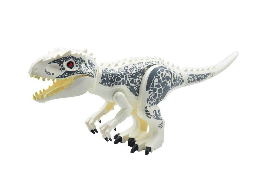 Jurský Park dinosaurus k Lego - Indominus Rex 30 cm