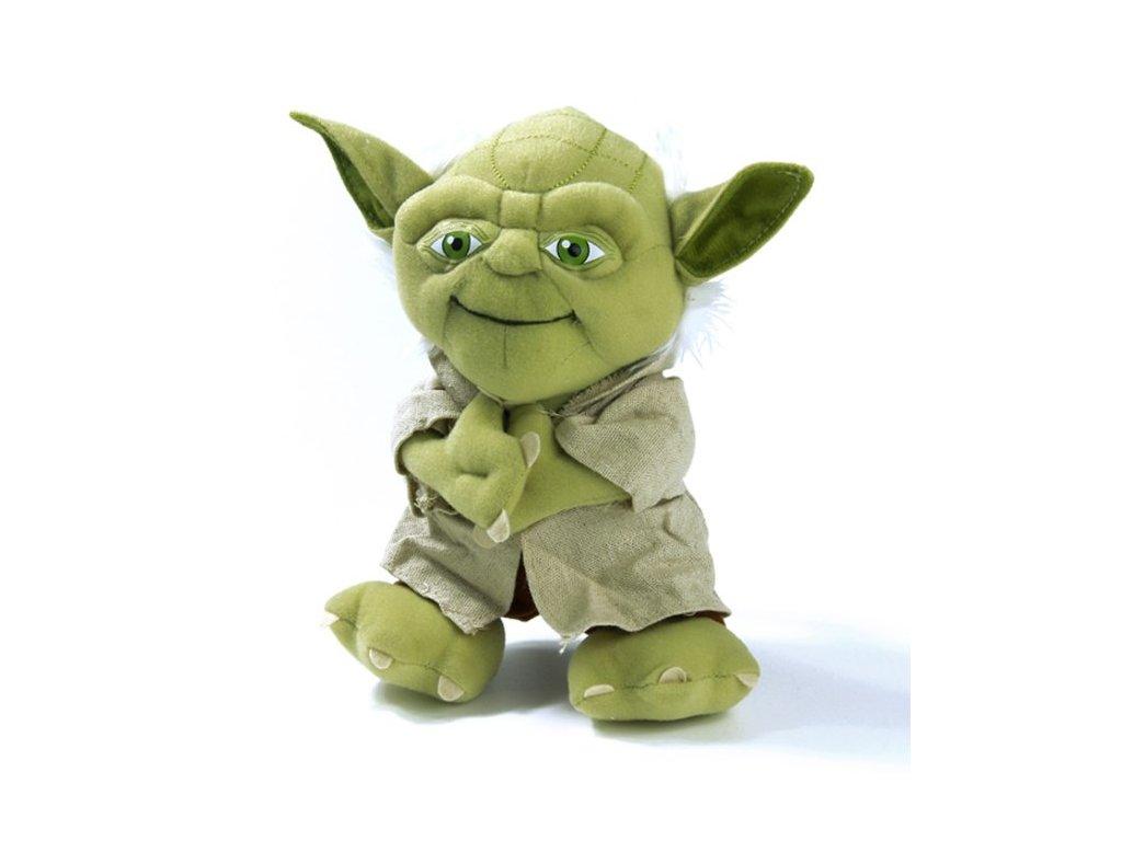 Plyšák Star Wars - Yoda