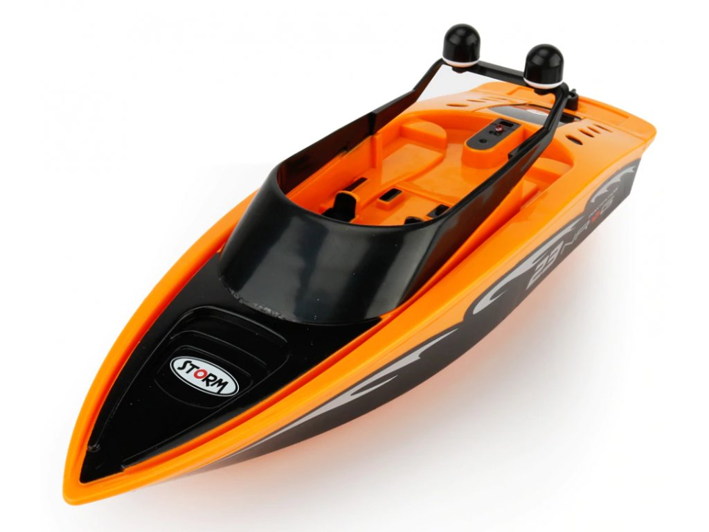 RC člun