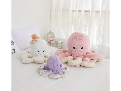 Plyšák - Chobotnice - více variant