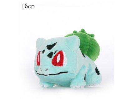 Plyšák Pokémon - Bulbasaur