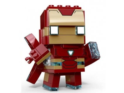 Figurka BrickHeadz - Iron-Man