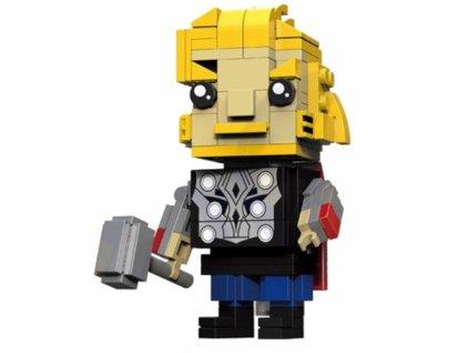 Figurka BrickHeadz - Thor