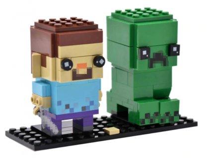 Figurka BrickHeadz - Minecraft
