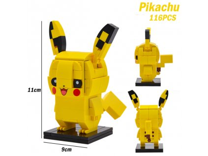 Figurka BrickHeadz - Pikachu
