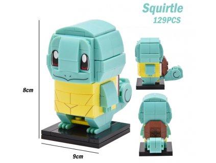 Figurka BrickHeadz - Squirtle