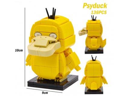 Figurka BrickHeadz - Psyduck