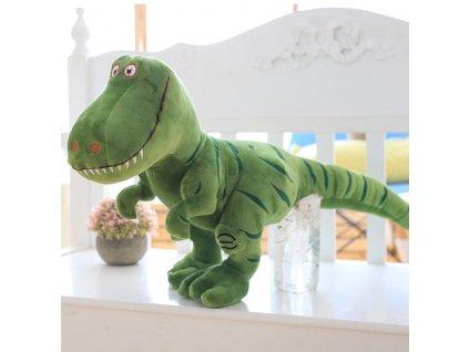 Plyšový Dinosaurus - zelený