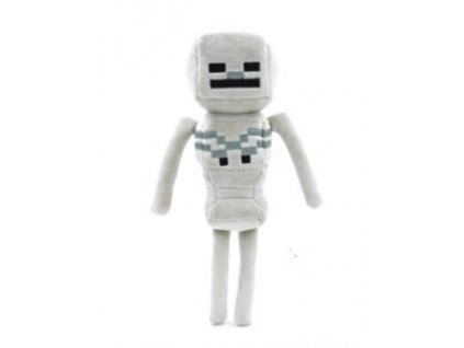 Minecraft Plyšák - Skeleton