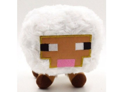 Minecraft Plyšák - Ovečka