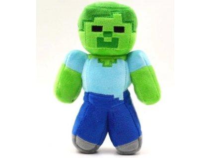 Minecraft Plyšák - Zombie