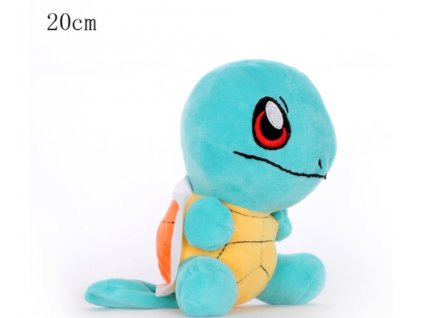 Plyšák Pokémon - Squirtle