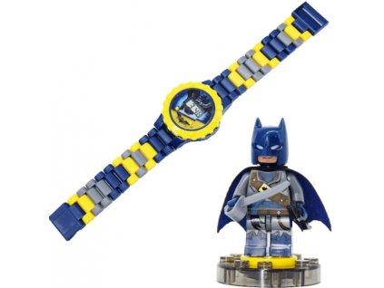 Figurka k Lego Batman + hodinky