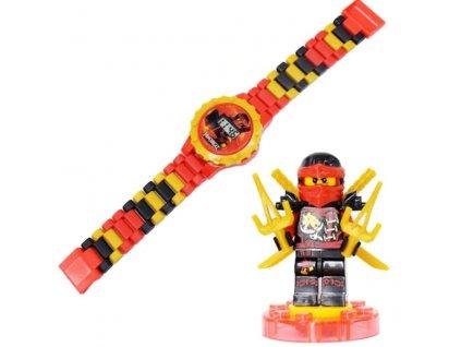 Figurka k Lego Ninja + hodinky