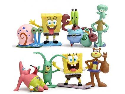 Figurky Spongebob