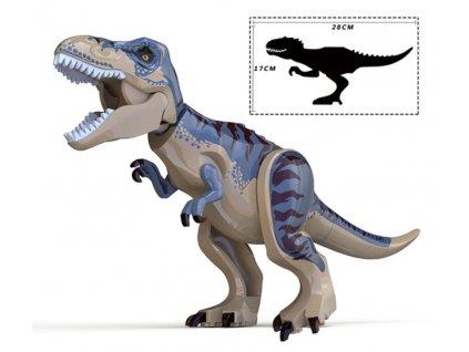 Jurský Park dinosaurus k Lego - Tyrannosaurus Rex 30 cm