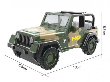 Vojenský Jeep