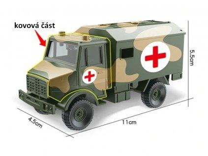 Vojenská sanita