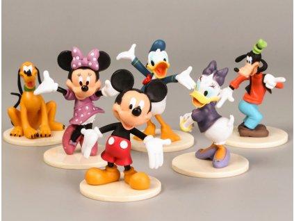 Figurky Mickey Mouse 6ks