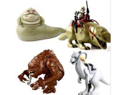 Figurky Star Wars k Lego 5 ks