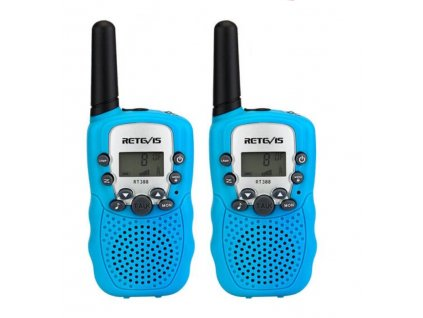 Vysílačka pro děti - modrá