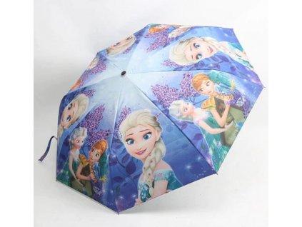 Deštník - Ledové království - 3 varianty