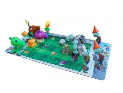 Hrací podložka - Plants vs Zombies