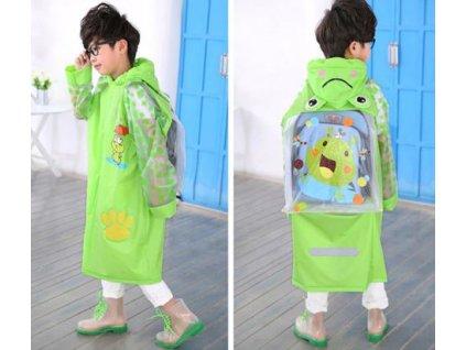Dětská pláštěnka - Žába