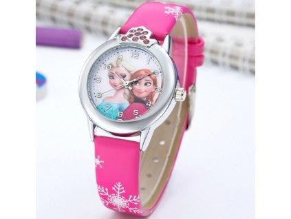 Dětské hodinky - Ledové Království - různé varianty