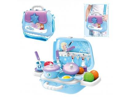 Dětská sada na hraní - Ledové Království