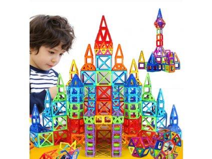 Dětská stavebnice na magnet